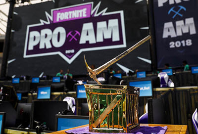 fortnite proam